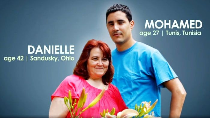 90 Day Fiance stars Danielle Mullins and Mohamed Jbali have called off their…