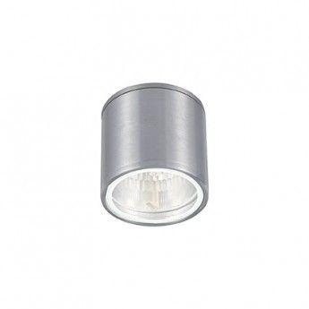 Lampy ogrodowe - abanet.pl Gun PL1 Small - Ideal Lux - plafon zewnętrzny   #oświetlenie #ogród #lampy #design #ideal_lux #Kraków