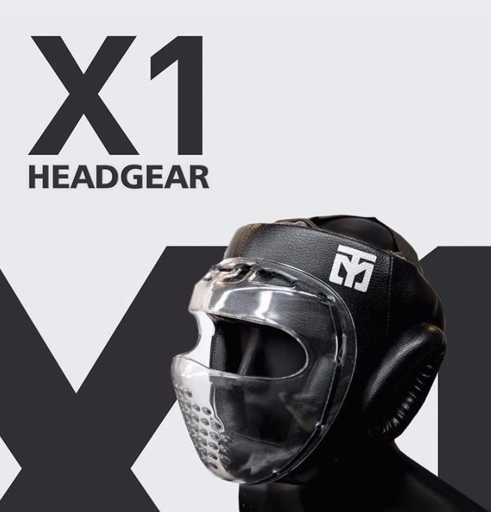 Head Gear protector gear Mooto X1 Headgear Korean TAEKWONDO Boxing Martial Arts #mtx