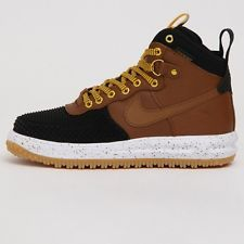 Nike Lunar Air Force 1 DuckBoot Bla...