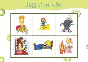 Loto Il ou Elle