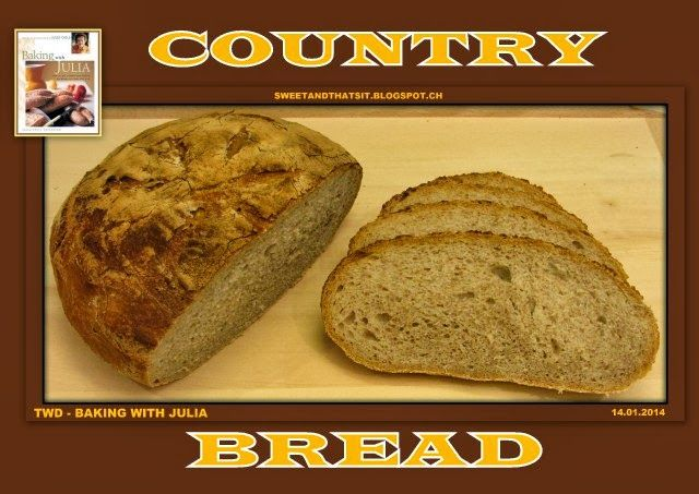 Sweet and That's it: Country Bread - Pane Paesano