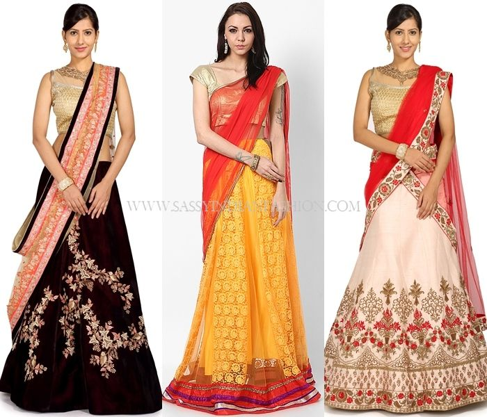 Indian Wedding Dresses for Bride's Sister