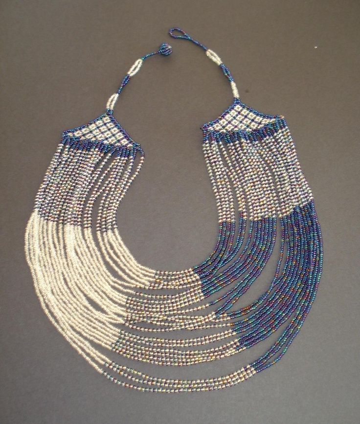 463 best images about joyas hechas a mano on pinterest for How to make african jewelry crafts