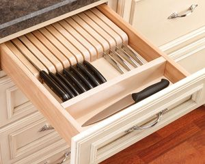 kitchen knife storage ideas 17 best images about kitchen storage ideas on 5291