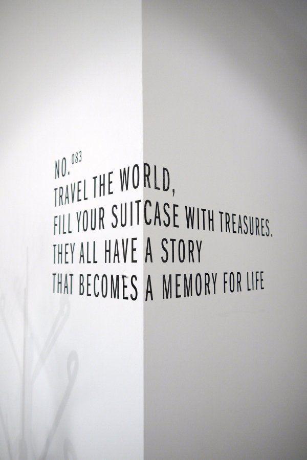 Travel quotes (instagram: the_lane)