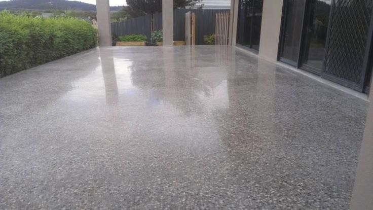 21 best images about landscape basic on pinterest for Residential concrete floor wax