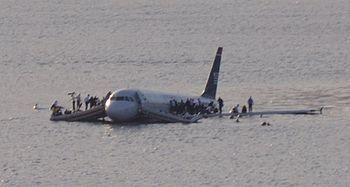 Miracle on the Hudson successful crash landing