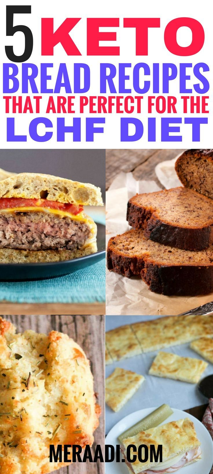 Keto Bread Recipes You Must Try If You Re On The Keto Diet These