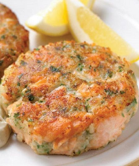 how to cook fish cakes in the oven