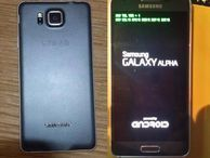 Samsung Galaxy Alpha images come to light Long rumored as the Galaxy S5 Prime, the Samsung smartphone could debut within the coming weeks.