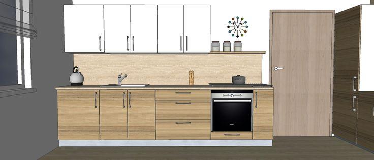 kuchyň Maršalkova var1