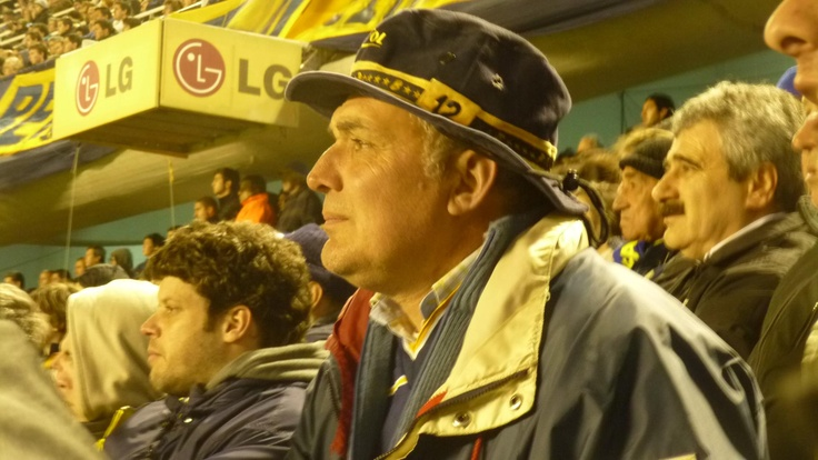 Estadio Club Atlético Boca Juniors