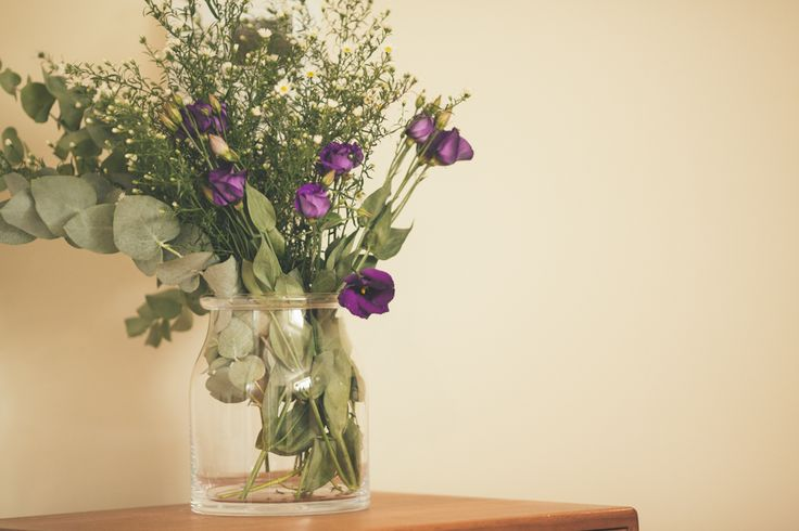 Every Home needs a good bunch of flowers