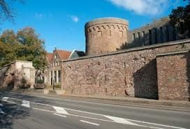 Deventer Oude Stadsmuur Welle