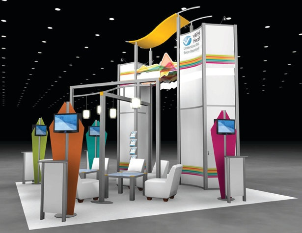 Exhibition Stand Design Software : Best pop up trade show booth displays images on