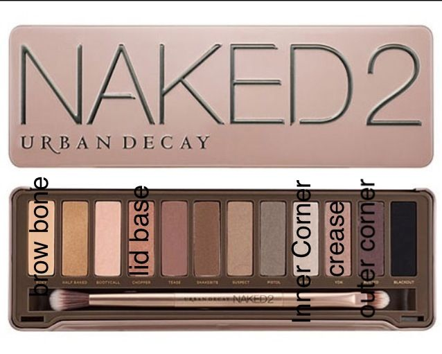 Naked 2 Creation summer look