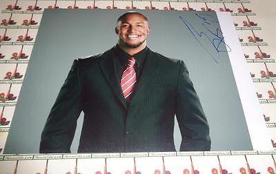 Byron Saxton WWE Autograph 8x10 COA Memorabilia Lane & Promotions