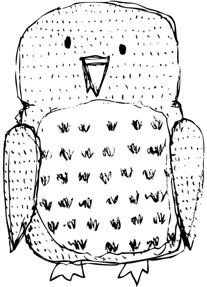 Aarrekid All Year Collection Owl Design by Lotta-Liina Salonen