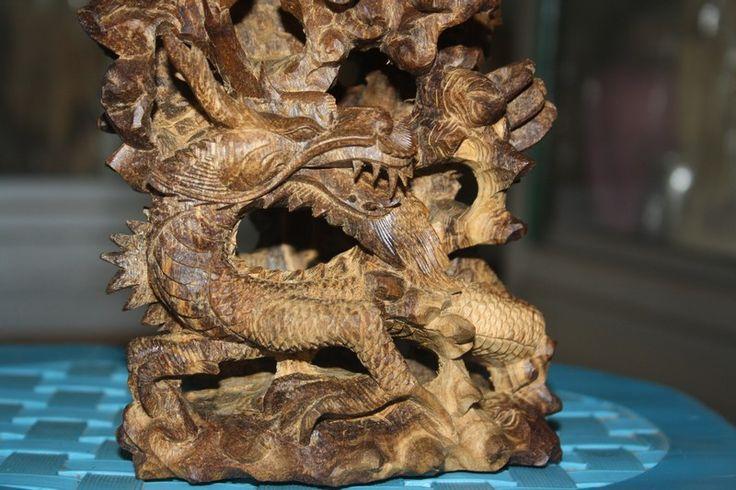 Gaharu/Agar Wood Bali Carving