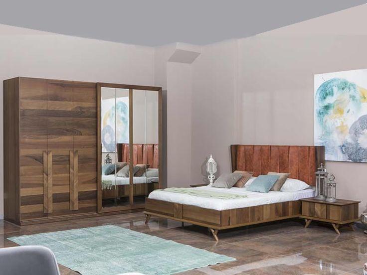 Sönmez Home | Modern Yatak Odası Takımları | Tuana Modern Yatak Odası Mutlu bir haftaya Sahra Modern Yatak Odası ile başlayın!   #EnGüzelAnlara #Yatak #Odası #Sönmez #Home #YeniSezon #YatakOdası #Home #HomeDesign #Design #Decoration #Ev #Evlilik #Wedding #Çeyiz #Konfor #Rahat #Renk #Salon #Mobilya #Çeyiz #Kumaş #Stil #Tasarım #Furniture #Tarz #Dekorasyon #Modern #Furniture #Mobilya #Yatak #Odası #Gardrop #Şifonyer #Makyaj #Masası #Karyola #Ayna