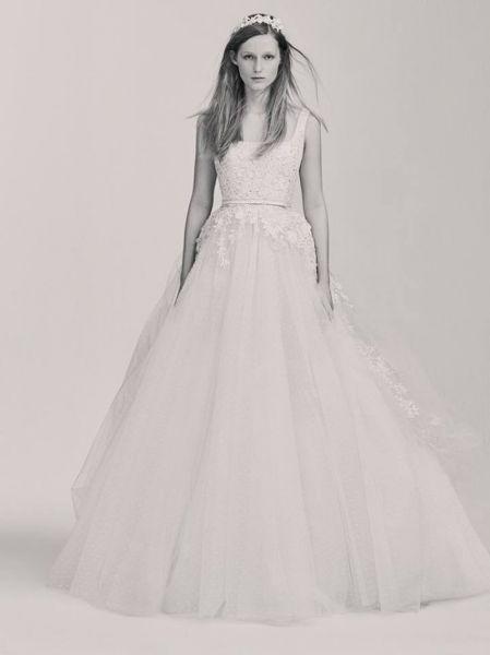 40 robes de mariée volumineuses 2017 à ne pas laisser échapper ! Image: 13