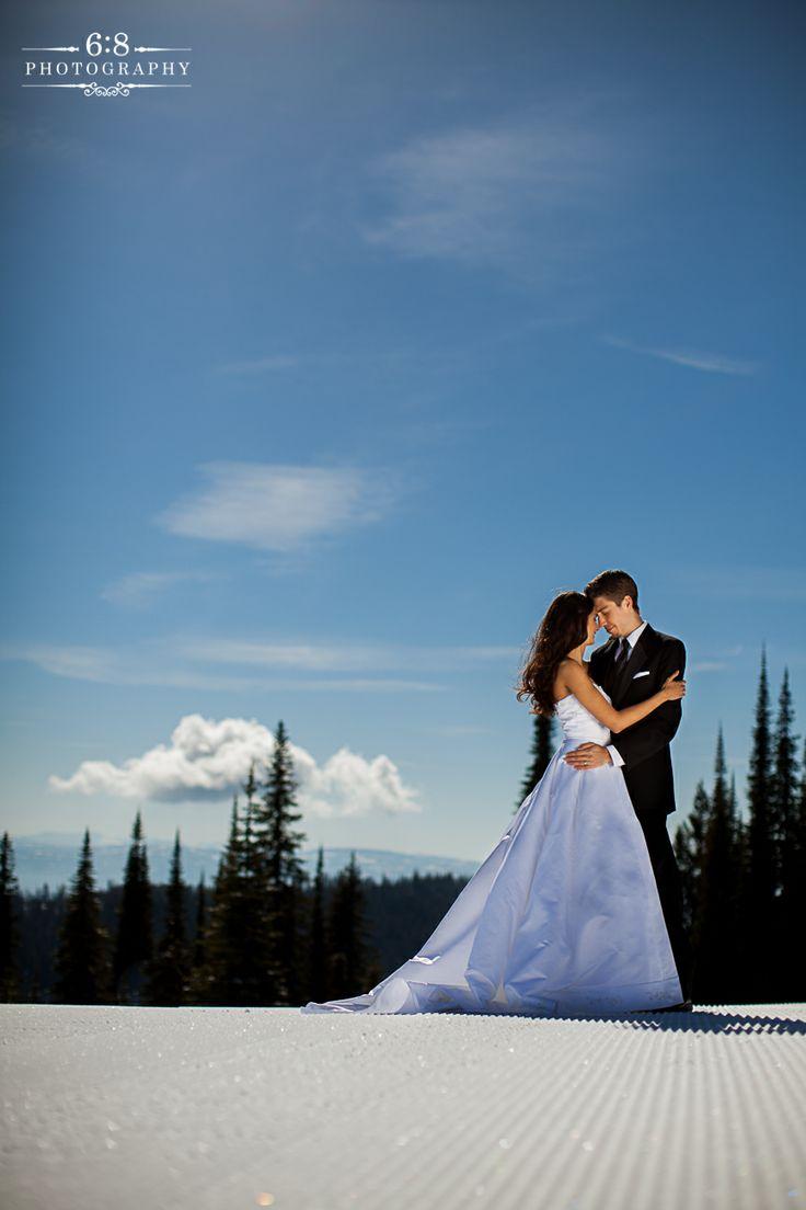 Winter Weddings at Silver Star Mountain Resort in Vernon BC