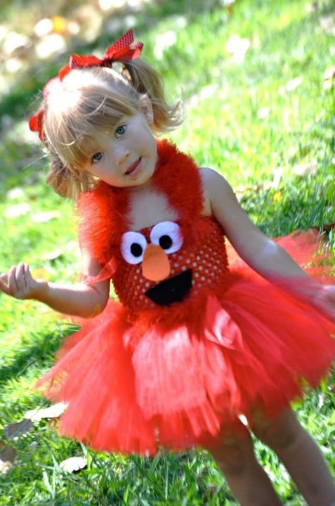 Elmo in Red/