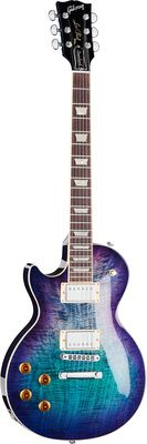 Gibson Les Paul Std T 2017 BLB LH left hand mode Colour: blueberry burst. Love the color, can't play left handed...even though I'm a lefty lol