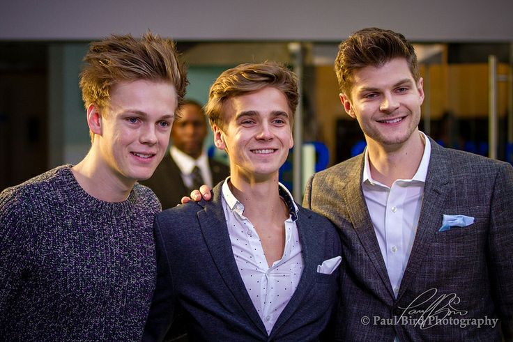 Caspar Lee, Joe Sugg & Jim Chapman my favourite boys, just need Marky Butt Butt and Troye Sivan.
