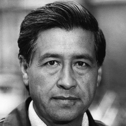 Cesar Chavez - Activist, Union Leader, Labor Organizer. Dedicated his life to improving the treatment, pay and working conditions for farm laborers.