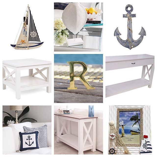 It's always a good idea to create a mood board when seeking homewares and furniture when styling your coastal or Hamptons inspired home; plus it's a lot of fun. 👩🏼‍💼😊⚓️ #hamptonslifestyleau #buildingworksau #homedecor #coastal #nautical #homewares #furniture #hamptons #hamptonsstyle #onlineshop #monogram #doorknockers #gold #housewarming #door #giftideas #interiordesignideas #classic #homesweethome #design #moodboard #colourtrends #ebay #etsy #hamptonshomedecoronlineshop