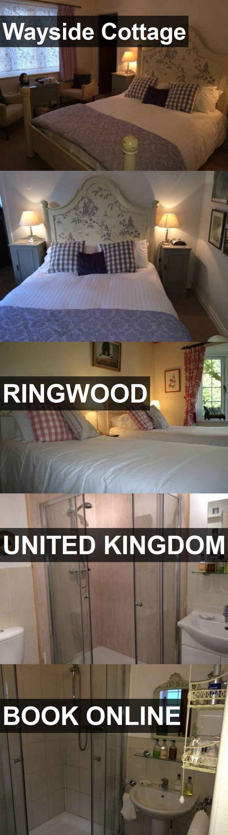 Hotel Wayside Cottage in Ringwood, United Kingdom. For more information, photos, reviews and best prices please follow the link. #UnitedKingdom #Ringwood #WaysideCottage #hotel #travel #vacation