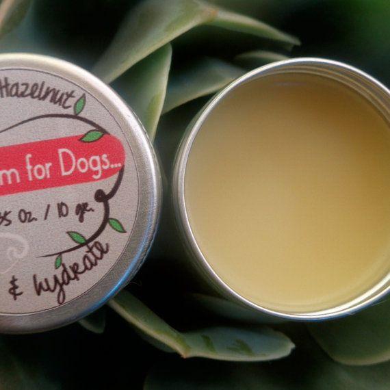 Dog nose balm Chilean Hazelnut Nose balm for dogs by Loveispvh