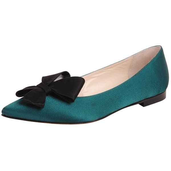Butter Shoes Carly (20.095 RUB) ❤ liked on Polyvore featuring shoes, emerald, shoes evening, black special occasion shoes, black evening shoes, evening flats, special occasion shoes and black flat shoes