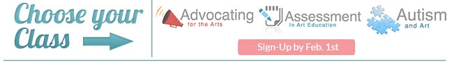 2 New Classes and Summer Course Schedule Released!   The Art of Ed