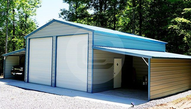 48x36 Metal Barn Building 48x36 Metal Barn Prices Metal Barn Prefab Metal Buildings Metal Building Prices