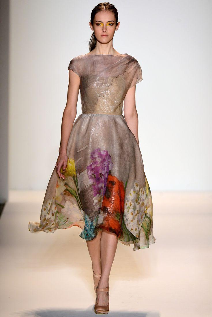 Sfilata Lela Rose New York - Collezioni Primavera Estate 2013 - Vogue  Perfect for a tea party