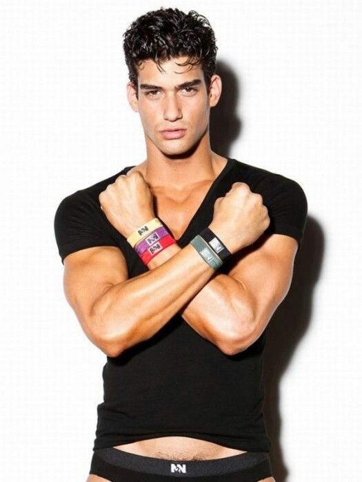 Kaylan Falgoust Morgan, male fitness model | © Rick Day rickday ...
