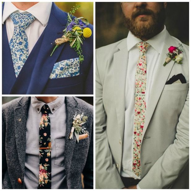 Flowers add a gorgeous flair to an elegant style