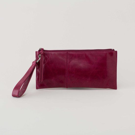 Leather Statement Clutch - Cloud Clutch by VIDA VIDA XP1eLyY
