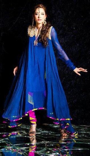 Pakistani Dress Style #Fashion #Pakistan