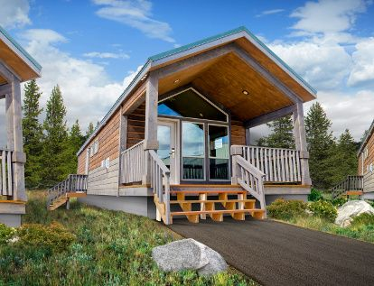 A great place to stay in West Yellowstone and great for families! NEW Explorer Cabins opening July 2013. You can already begin reserving your cabin!