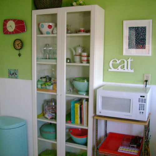 Kitchen Paint Green: 17 Best Ideas About Apple Green Kitchen On Pinterest