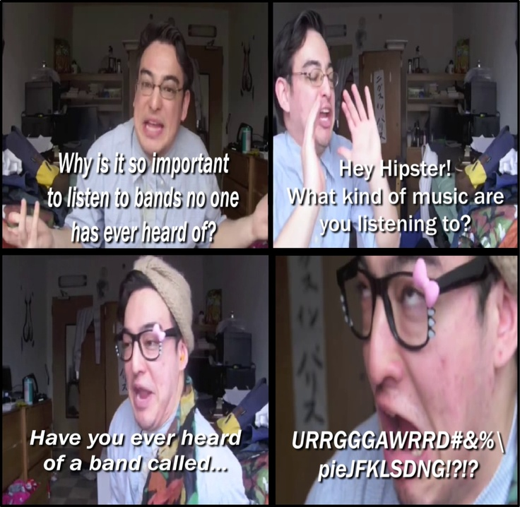 Loves If XD filthy frank muthafucka
