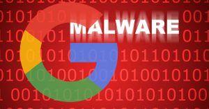 Una página web maliciosa intenta hacerse pasar por Google