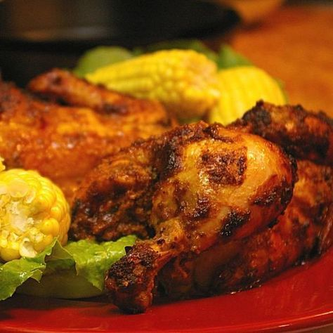 Peruvian Roasted Chicken Recipe (El Pollo Rico)