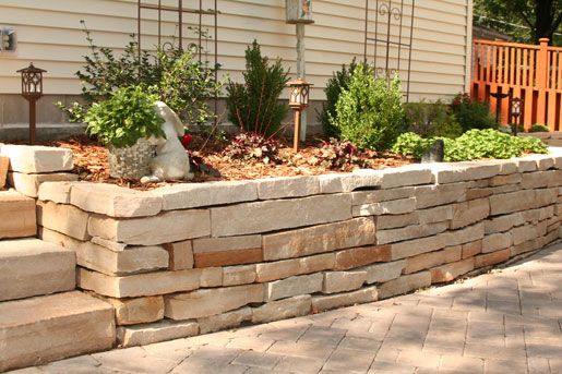 Backyard Retaining Wall Designs Fair Design 2018