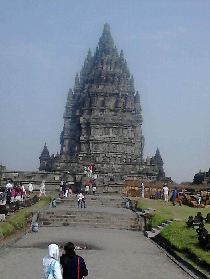 Candi Prambanan, jogjakarta, indonesia