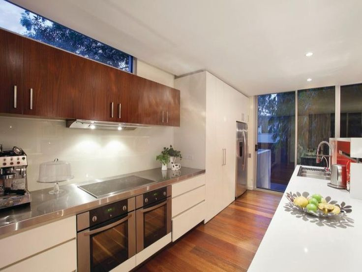 The kitchen. Accessible. Spacious, Functional ....